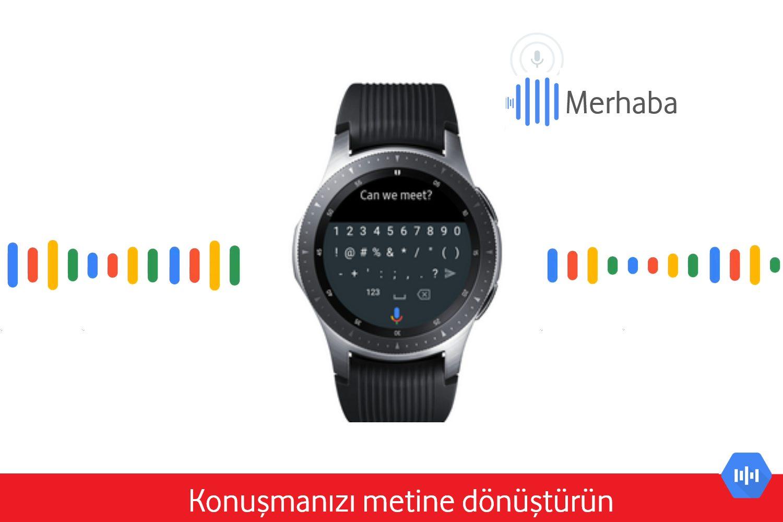 Gear türkçe sesli yazma