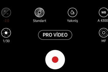 Samsung Pro video nasıl çalışır ?