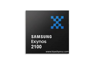 exynos 2100 özellik