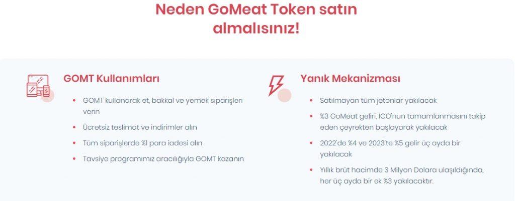 GoMeat Token